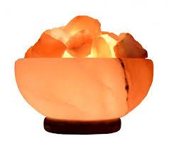 himalayan salt lamp fire bowl high quality 100 life time guarantee