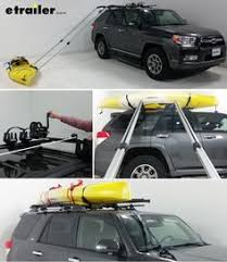 porta kayak per auto dynasport mont blanc heavy duty roof rack roof racks
