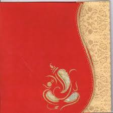 ganesh wedding invitations indian wedding cards scrolls invitations wedding invitation