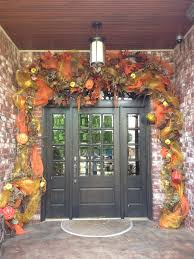 pumpkin door decoration 40 autumn door decorations orange door fall decor autumn wreath