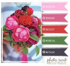 Colour Shades 60 Best Color Flower Palettes Images On Pinterest Colour