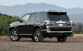 toyota 4runner model years the spousal report 2017 toyota 4runner review ny daily