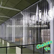 Industrial Curtain Wall Industrial Flexible Clear Pvc Curtain Wall Buy Pvc Curtain Wall