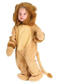 Infant Boy Costumes Halloween Infant Cuddly Lion Costume Halloween
