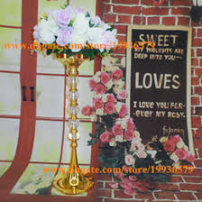 Tall Vase Centerpieces Discount Tall Vases Centerpieces 2017 Wholesale Tall Vases