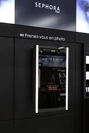 si e social sephora sephora flash 1ère boutique digitale 3 0 mba mci