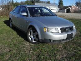 2003 audi a4 1 8 t sedan 2003 audi a4 awd 1 8t quattro 4dr sedan in hudson nh stellar