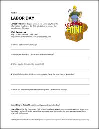 education world labor day