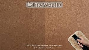 new stipple antiqued leather how to faux paint by the woolie how