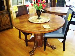 how to refinish a 72 round dining table the home ideas