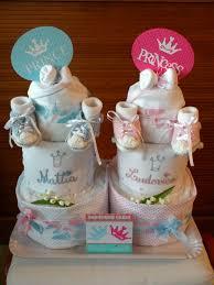 diaper cake for twins baby diaper cake windelkuchen pastel