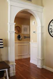 home interior arch designs best 25 diy interior archway ideas on interior design