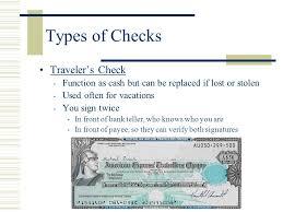 Colorado travelers checks images Finance unit consumer economics unit overview i how banks work ii jpg