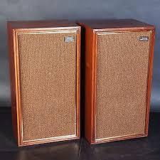 Wharfedale Bookshelf Rare Vintage Wharfedale Achromatic W45 Bookshelf Speaker Pair