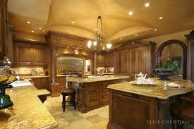 Clive Christian Kitchen In French Oak Traditional Kitchen - Clive christian kitchen cabinets
