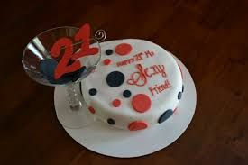 birthday cake martini 21st u201cmartini u0027s and polka dots u201d cake u2013 peanutgalleryomaha