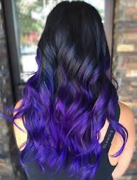 weave hairstyles with purple tips purple ombre hair ideas plum lilac lavender and violet hair colors