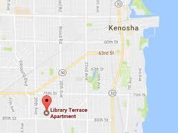kenosha map library terrace assisted living in kenosha wi 53142