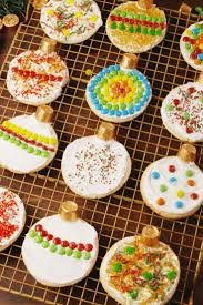 baking rolo ornament cookies rolo ornament cookies