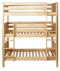 Plans For Triple Bunk Beds by 24 Best Bunk Beds Images On Pinterest 3 4 Beds Toddler Bunk