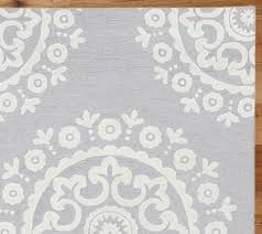 Pottery Barn Kids Butterfly Rug by Authentic New Pottery Barn Kids Mckenna Rug 5 X 8 U0027 Gray Grey Nwt