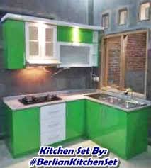 membuat kitchen set minimalis sendiri berlian kitchen set minimalis murah sederhana