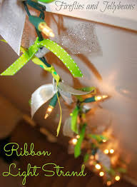 fireflies and jellybeans ribbon light garland and a pinterest