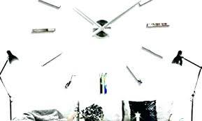 horloge cuisine horloge cuisine horloge de cuisine moderne pendule horloge