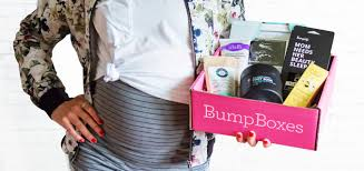 beauty sle box programs bump boxes pregnancy subscription pregnancy gift box for