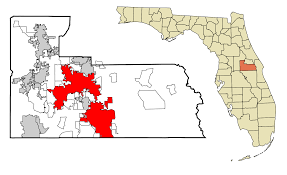Florida Map Orlando by File Orange County Florida Incorporated And Unincorporated Areas