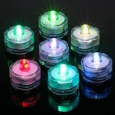 Submersible Led Light Centerpieces by Amazon Com Tdltek Waterproof Submersible Led Lights Tea Lights