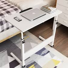 High Quality Computer Desk 250323 High Quality Wood Fold Lazy Simple Study Desk Bed