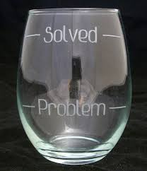 wine glass gifts problem solved stemless wine glass christmas gifts birthday