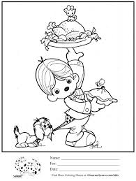 157 best coloring pages thanksgiving images on