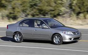 Honda Civic Interior Dimensions Used 2004 Honda Civic For Sale Pricing U0026 Features Edmunds