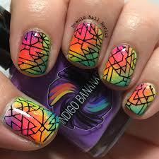 happy birthday nail art images nail art designs