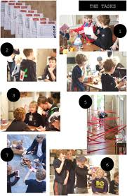 a spy birthday party for an 8 year old babyccino kids daily tips