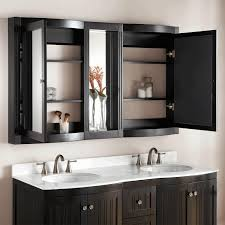 open vanity gray marble wall mounted sink table built in mirror