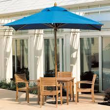 Patio Umbrella Table by Outdoor Ideas