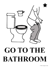 Dementia And Going To The Bathroom Frequently - Going to the bathroom frequently