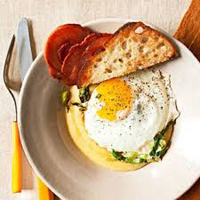 egg clouds breakfast in bed recipes rachael ray every day