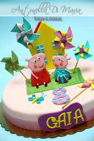 253 best pepa images on pinterest peppa pig cakes cakes and