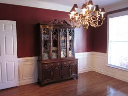 dining room dining room paint ideas with chair rail nice home