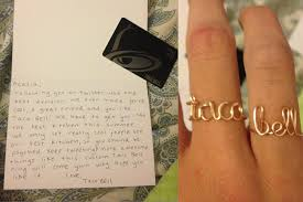 best bell rings images Taco bell sends bizarre love letters and rings to models jpg