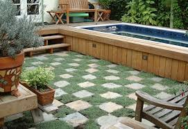 Backyard Above Ground Pool Ideas On A Budget Above Ground Pool Ideas Freshome