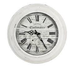 Grosse Pendule Murale by Horloge Vintage Horloges But