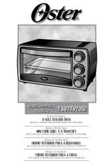 Oster Toaster Oven Manual Oster Tssttv7052 Manuals