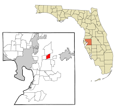 Florida Sinkhole Map by Seffner Florida Wikipedia