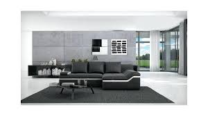 idée canapé canape idee deco salon canape noir mobilier nitro canapac design a