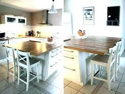 table cuisine avec tabouret table bar cuisine avec rangement table haute de cuisine avec